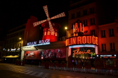 Cabaret du Moulin Rouge